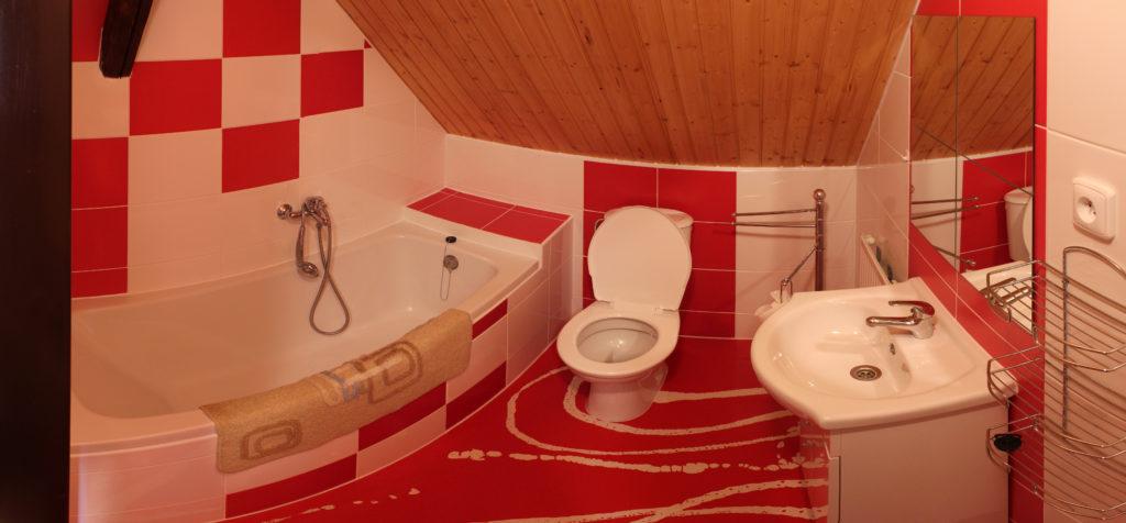 koupelna pokoje č.6