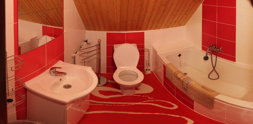 koupelna pokoje č.5